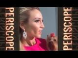 Ольга Бузова Перископ на лабутенах со съемок для нового сериала ТНТ