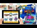 Оживающая 3D Раскраска Arnimate - Интерактивная живая 3D раскраска