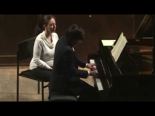И. С. Бах Четыре контрапункта из «Искусства фуги», BWV 1080 Вадим Холоденко (фортепиано)