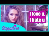 gnash - i hate u, i love u (ft. olivia o'brien) | Cover by 13 y/o Sapphire #MASHUP