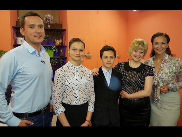 Аурика Ахметова, Юлия Гажелова и Роман Каралкин | «Утро на 7» | 23.05.16