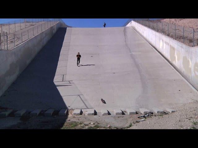 NoseBlunt Black Diamond Hill Bomb Of DEATH!! - Behind The Clips - Chris Ratface Jatoft