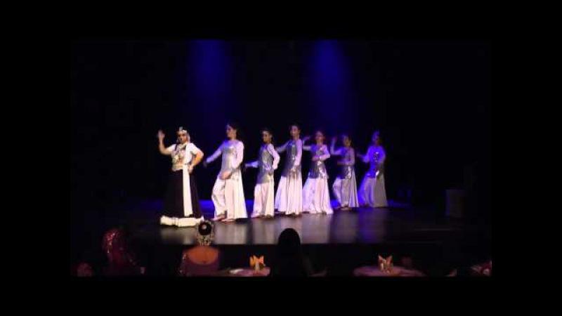 Миг любви - шоу-балет Фараон, indian party Indi-Go