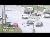 ДТП Великий Новгород, Мира (32) - Попова, 27 апреля 2016, ~09:30