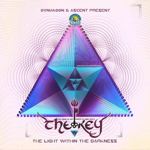 The Key - The Light Within The Darkness (2016)
