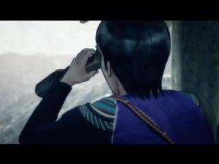 Kagewani: Shou / Кагэвани ТВ-2 - 8 серия   Kari & Amikiri [AniLibria.Tv]