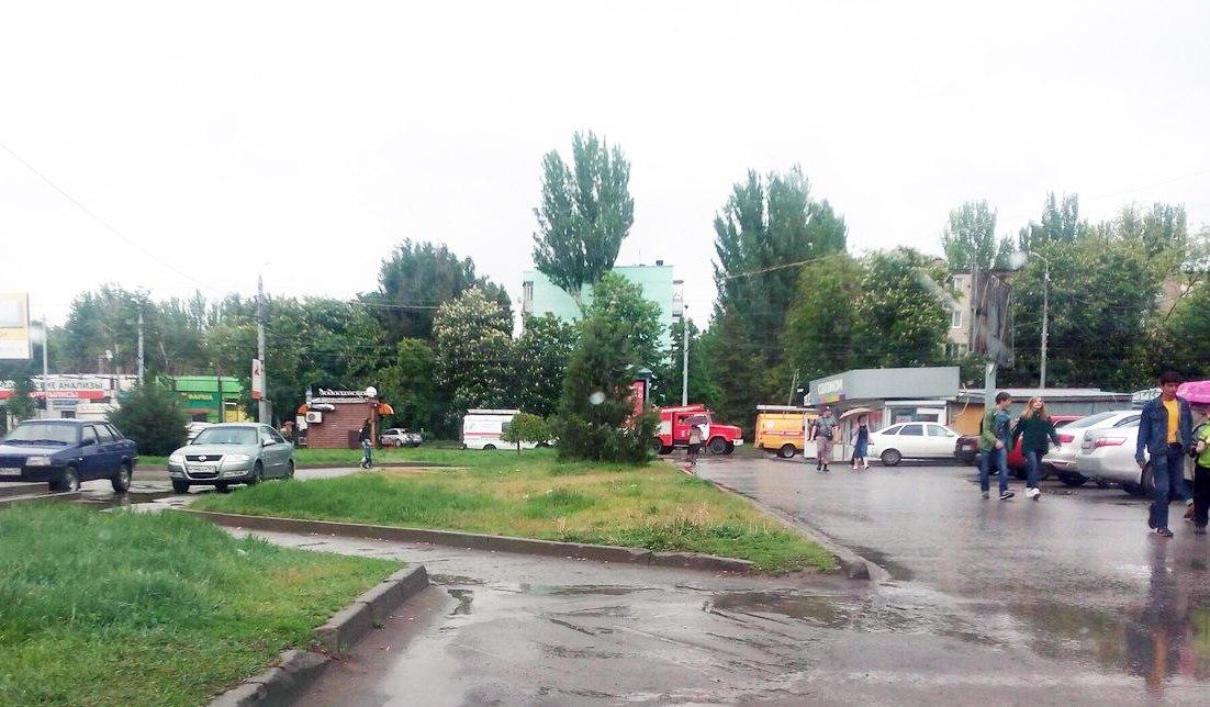 В Таганроге почти на час перекрывали ул.Дзержинского из-за «заминированного» конгресс-отеля «Таганрог Don-Plaza»
