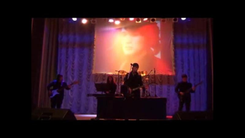 Группа SeVeN - Следи за собой (cover Кино, В.Цой)