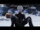 Tokyo ghoul end [spoilers] Kaneki carries Hide[ENG sub]