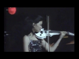 Vanessa Mae - Contradanza 1995 Live Video HQ