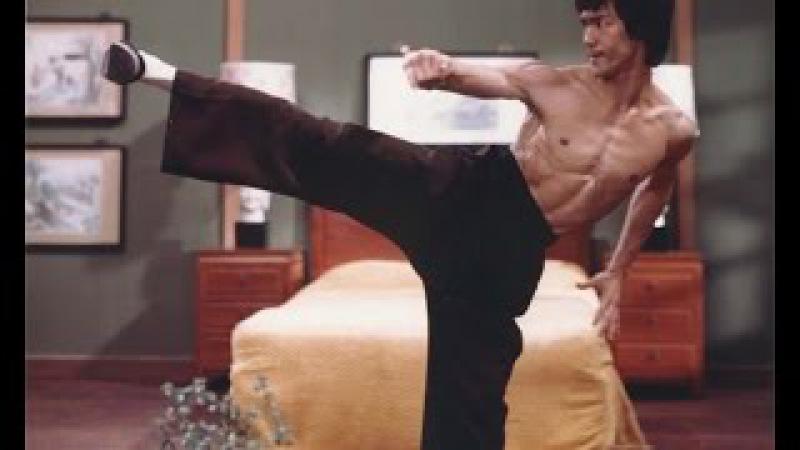 Брюс Ли Путь воина Bruce Lee A Warrior`s Journey