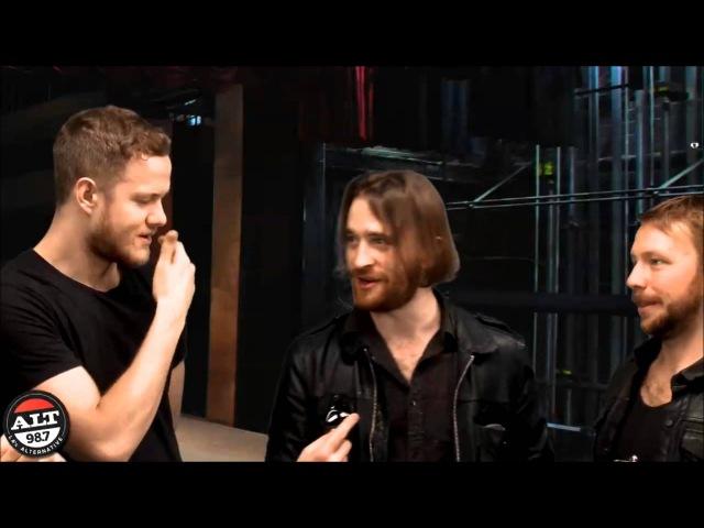 Interview - Imagine Dragons for ALT 98.7fm
