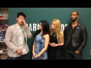 Shadowhunters Exclusive - Interview with the Cast at the Lady Midnight Launch