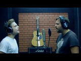 Олег Чубыкин &amp Mike Glebow - Words Are Silent (Studio Live) @ Superhit.TV