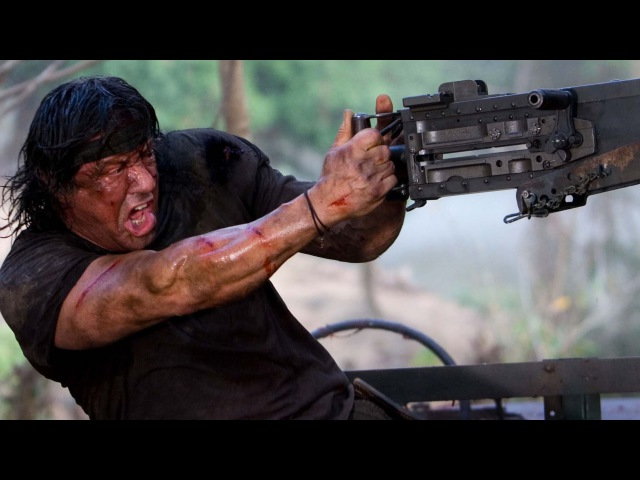 Rambo 4 - The Ultimate Battle Of Ultimate Destiny!!
