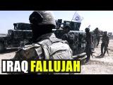 Иракская армия атакует террористов под Фаллуджей / Iraqi Army attacks the terrorists at Fallujah