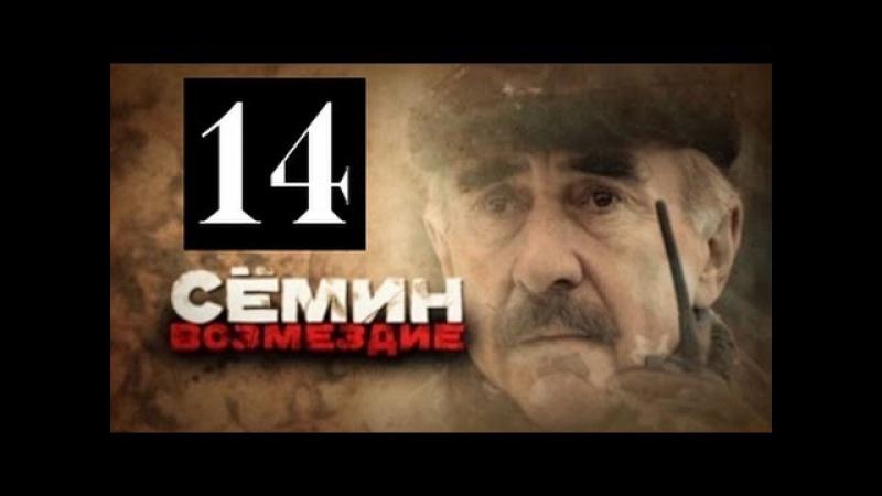Семин Возмездие 14 серия 31 05 2013 детектив криминал сериал