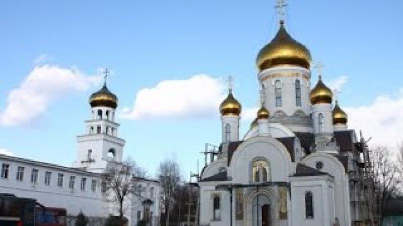 California.Свято-Успенский мужской моностырь в Одессе-2015 год.