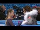 Юлия Липницкая короткая программа Олимпийских играх в Сочи 2014