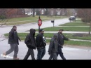 Linkin Bridge: Tough guys bring the HOOD TO THE 'BURBS AT CHRISTMAS - PRANK!