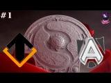 Escape vs Alliance #1 Playoffs | The International 6 EU Qual. (26.06.2016) Dota 2