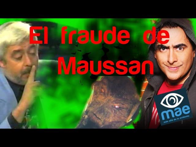 El fraude de Jaime Maussan