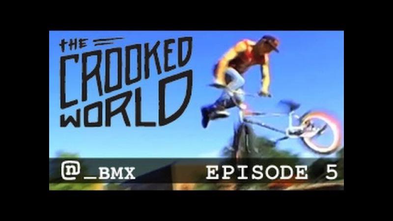 Stevie Churchill's Explosive BMX Street Edit