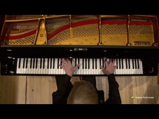 Alexander Malofeev -- DVD release. F. Liszt. Mephisto Waltz No. 1.