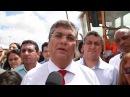 Assinada ordem de serviço para recuperação asfáltica na região de fronteira entre municípios da ilha