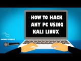 How to hack any PC using kali linux