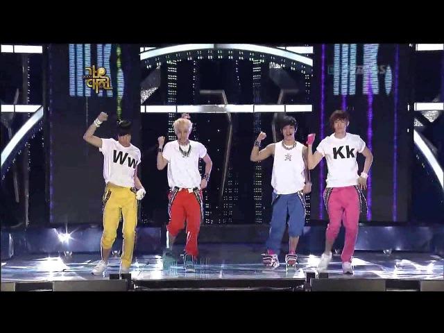 HQ SUPER JUNIOR 2PM 2AM SHINee BEAST MBLAQ Dec 29 2009