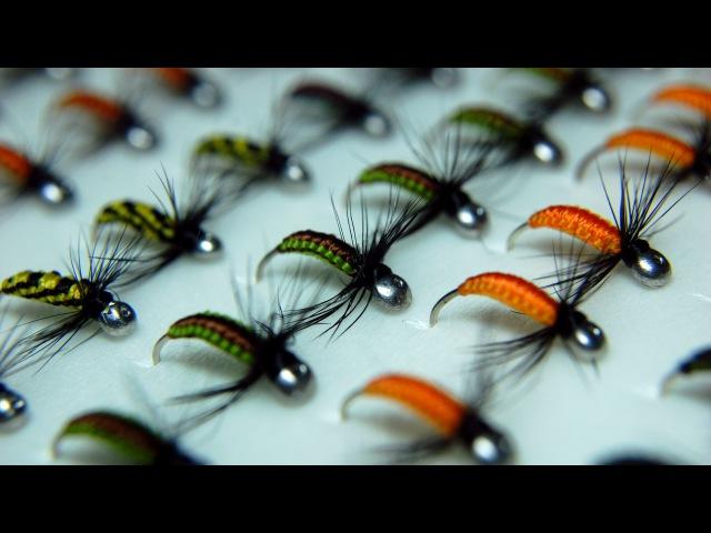 Технология изготовления плетёных мушек. Типы плетения.