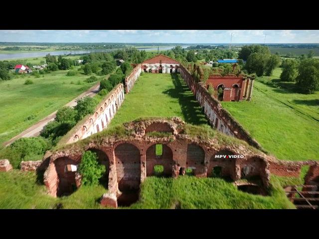 Аракчеевские казармы в Селищах