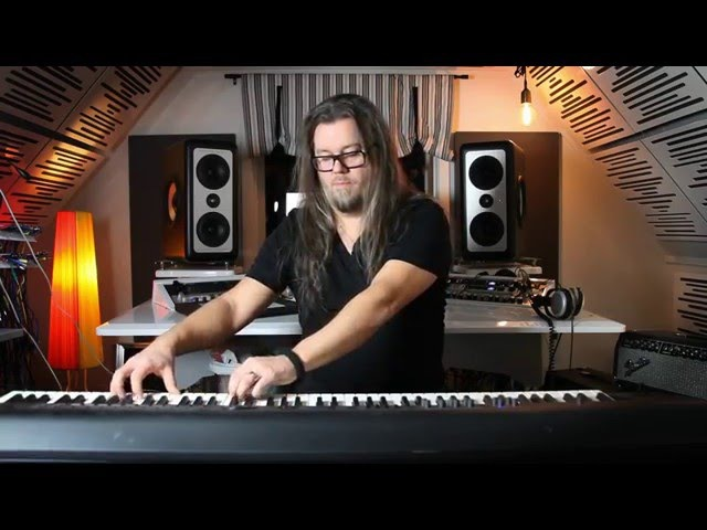 EZkeys Studio Grand – Improvisation by Rikard From