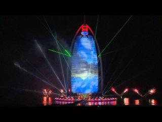 Burj Al Arab Celebrates the 42nd UAE National Day - Official Video