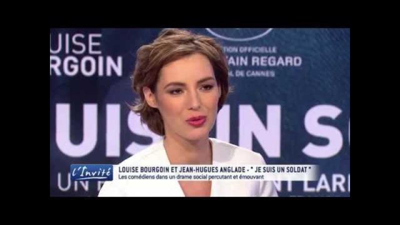 Louise Bourgoin Jean-Hugues Anglade Contre la honte sociale