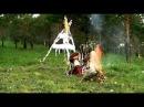 Камлание шамана.