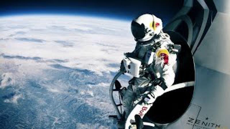 Прыжок из стратосферы глазами парашютиста...