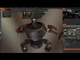 My smart PBR material (3D-Coat)