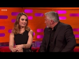 The Graham Norton Show 19x05 -  Paul Hollywood, Dame Joan Collins, Lily James, Richard Madden, DNCE