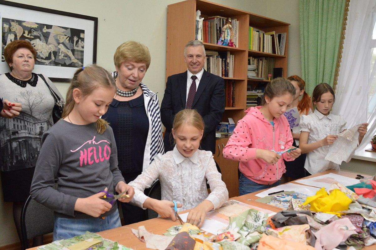 Системный подход к воспитанию и образованию детей в Угличе