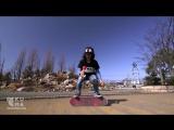 Невероятный 12-летний фристайлер скейтбордер