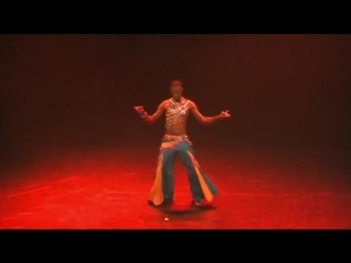 Rachid alexander, Best Male Belly Dance-2