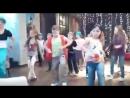 Танец, поставленный нашими аниматорами на ХИП-ХОП вечеринке