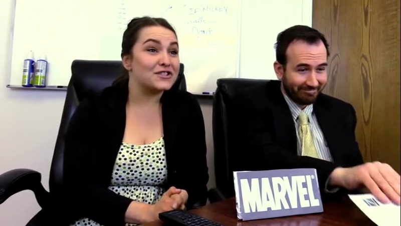 Marvel vs DC - Когда-то давным-давно