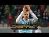 EL 2015-16. 1/16. Lokomotiv Moscow 1-1 Fenerbahce (highlights)