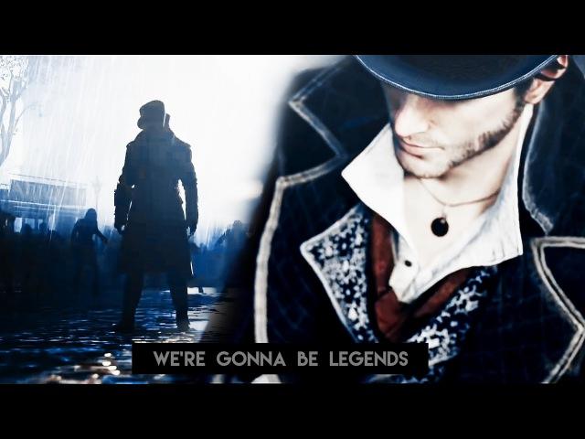 Jacob Frye【we're gonna be legends】