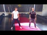 Танцы. Битва сезонов: Митя Стаев и Максим Нестерович (Bruno Mars - Runaway Baby) (серия 10)