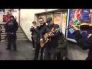 Борис Гребенщиков спел в киевском метро 2