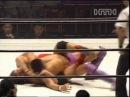 Takada Такада Олбрайт Третий бой Бушидо Bushido